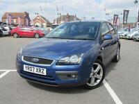 2007 Ford Focus 1.6 Zetec 5 door [Climate Pack] Petrol Hatchback