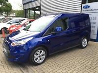 2016 Ford Transit Connect 1.5 TDCi 120ps Limited Van Powershift Diesel