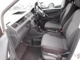 2016 Volkswagen Caddy 2.0 TDI BlueMotion Tech 102PS Trendline Van Diesel