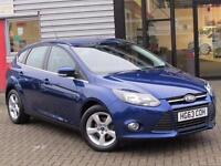 2013 Ford Focus 1.6 Zetec Navigator 5 door Petrol Hatchback