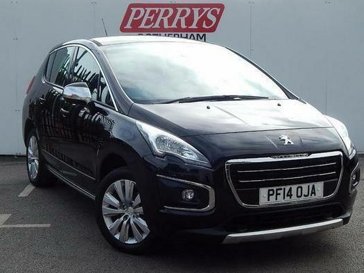 2014 Peugeot 3008 1.6 HDi Active 5 door Diesel Estate