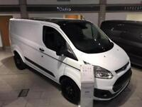 2018 Ford Transit Custom 2.0 TDCi 170ps Low Roof Trend Colour Edition Van Diesel