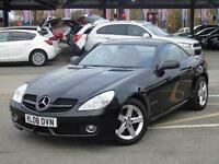 2008 Mercedes SLK SLK 200K 2 door Tip Auto Petrol Convertible
