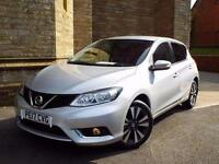 2017 Nissan Pulsar 1.5 dCi N-Connecta 5 door Diesel Hatchback