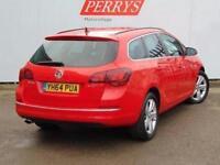 2014 Vauxhall Astra 2.0 CDTi 16V SRi Nav 5 door Diesel Estate
