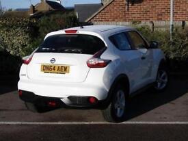 2014 Nissan Juke 1.6 [94] Visia 5 door Petrol Hatchback