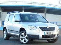 2013 Skoda Yeti 2.0 TDI CR [140] SE 4x4 5 door Diesel Estate