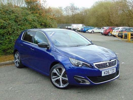 2016 peugeot 308 1 6 bluehdi 120 gt line 5 door diesel hatchback in nelson lancashire gumtree. Black Bedroom Furniture Sets. Home Design Ideas