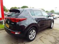 2016 Kia Sportage 1.7 CRDi ISG 2 5 door Diesel Estate