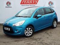 2010 Citroen C3 1.4i VTR+ 5 door Petrol Hatchback