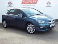 2014 Vauxhall Astra 1.4i 16V Energy 5 door Petrol Hatchback