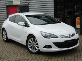 2017 Vauxhall Astra GTC 1.6 CDTi 16V ecoTEC 136 SRi 3 door Diesel COUPE