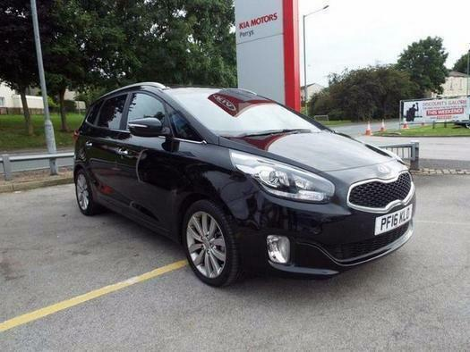 2016 Kia Carens 1.7 CRDi [139] 4 5 door DCT Diesel Estate