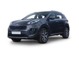 2018 Kia Sportage 1.6 GDi ISG 1 5 door Petrol Estate