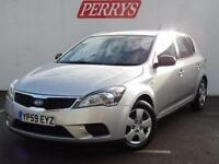 2009 Kia Ceed 1.4 1 5 door Petrol Hatchback