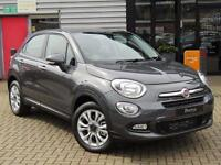 2017 Fiat 500X 1.4 Multiair Pop Star 5 door [Nav] Petrol Hatchback