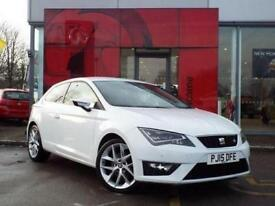 2015 SEAT Leon SC 1.4 TSI ACT 150 FR 3 door [Technology Pack] Petrol Coupe
