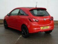 2015 Vauxhall Corsa 1.2 Limited Edition 3 door Petrol Hatchback