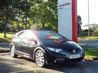 2013 Honda Civic 1.8 i-VTEC EX GT 5 door Petrol Hatchback