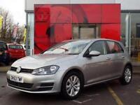 2013 Volkswagen Golf 1.6 TDI 105 SE 5 door DSG Diesel Hatchback