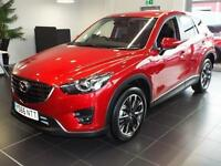2016 Mazda CX-5 2.2d [175] Sport Nav 5 door AWD Diesel Estate