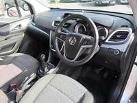 2016 Vauxhall Mokka 1.6 CDTi Exclusiv 5 door Diesel Hatchback