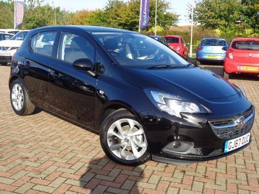 2017 Vauxhall Corsa 1.4 ecoFLEX Energy 5 door [AC] Petrol Hatchback