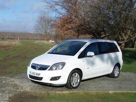 2012 Vauxhall Zafira 1.7 CDTi ecoFLEX Design [110] 5 door Diesel People Carrier