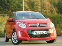 2014 Citroen C1 1.0 VTi Feel 3 door Petrol Hatchback