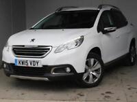 2015 Peugeot 2008 1.6 VTi Allure 5 door Auto Petrol Estate