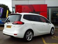 2016 Vauxhall Zafira Tourer 2.0 CDTi SRi Nav 5 door Diesel Estate