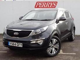 2015 Kia Sportage 2.0 CRDi KX-3 5 door Diesel Estate