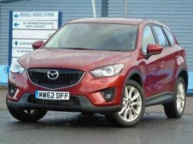 2012 Mazda CX-5 2.2d [175] Sport Nav 5 door AWD Auto Diesel Estate