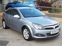 2009 Vauxhall Astra 1.8i VVT Design 3 door Petrol Hatchback
