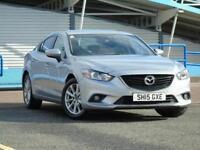 2015 Mazda 6 2.0 SE-L Nav 4 door Petrol Saloon