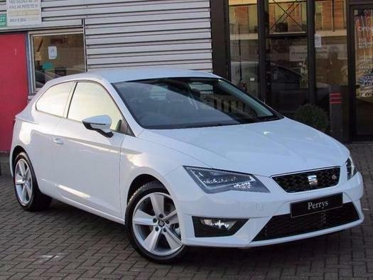 2016 seat leon sc 1 4 ecotsi 150 fr 3 door technology pack petrol coupe in aylesbury. Black Bedroom Furniture Sets. Home Design Ideas