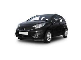 2016 Nissan Note 1.2 Black Edition 5 door Petrol Hatchback