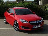 2016 Vauxhall Insignia 2.0 CDTi [170] SRi Vx-line Nav 5 door Auto Diesel Hatchba