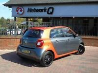 2015 Smart forfour 0.9 Turbo Edition 1 5 door Petrol Hatchback