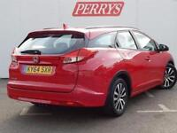 2014 Honda Civic 1.6 i-DTEC S-T 5 door Diesel Estate
