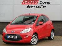 2015 Ford Ka 1.2 Zetec 3 door [Start Stop] Petrol Hatchback