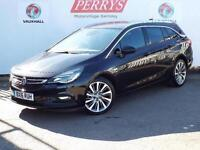 2016 Vauxhall Astra 1.6 CDTi 16V 136 SRi 5 door Diesel Estate