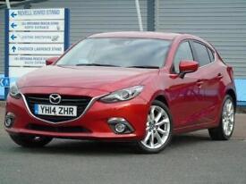 2014 Mazda 3 2.0 165 Sport Nav 5 door Petrol Hatchback
