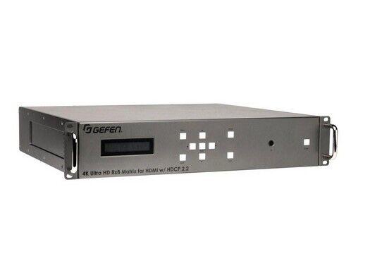 Gefen Ext-uhd-88 4k Ultra Hd Hdmi 8x8 Matrix Switcher W Hdcp 2.2