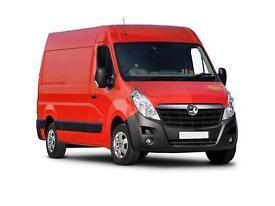 2016 Vauxhall Movano 2.3 CDTI H1 Crew Cab Tipper 125ps Diesel