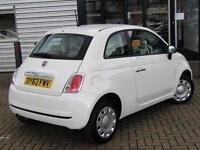 2013 Fiat 500 1.2 Pop 3 door [Start Stop] Petrol Hatchback