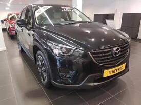 2017 Mazda CX-5 2.2d [175] Sport Nav 5 door AWD Diesel Estate