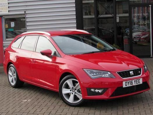 2016 seat leon st 1 4 ecotsi 150 fr 5 door technology. Black Bedroom Furniture Sets. Home Design Ideas