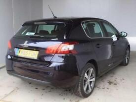 2015 Peugeot 308 1.2 PureTech 130 Allure 5 door EAT6 Petrol Hatchback