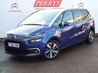 2016 Citroen C4 Grand Picasso 1.6 BlueHDi Flair 5 door Diesel Estate